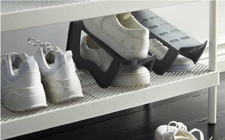 收納鞋子的4種方法,輕鬆省下空間又美觀!