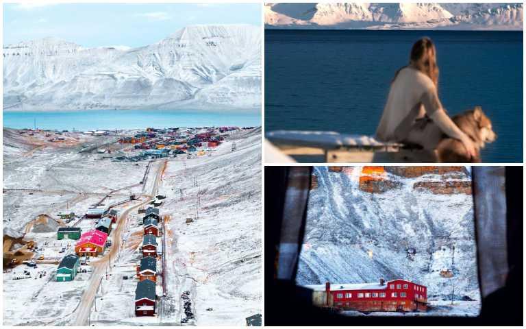 居住在地球最北端是什麼感覺?沒自來水、永夜、北極熊什麼都不怕,反而超享受!
