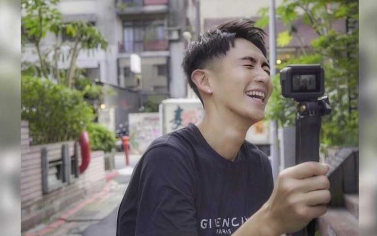 柯震東開頻道當YouTuber 揪蔡昌憲遊貢寮