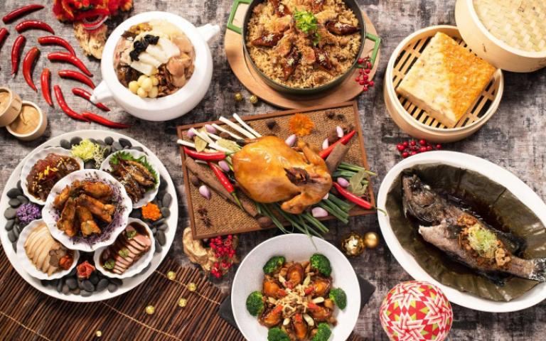 【2021年菜推薦—外帶篇】圍爐辦桌偷吃步 佛跳牆、燻脆燒鵝輕鬆在家上菜