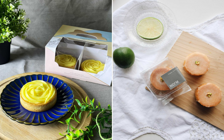 夏日就是要酸甜!清爽系檸檬、芒果甜點 搶攻螞蟻人味蕾