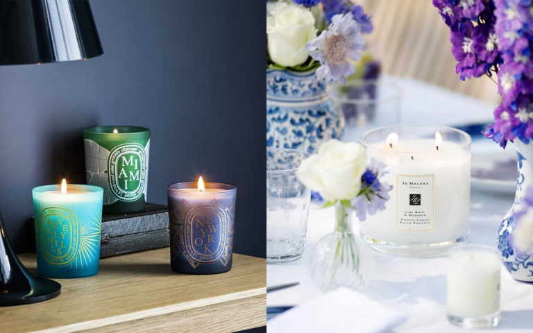 會買很重要,會燒更重要!5個小技巧讓香氛蠟燭燒的更好