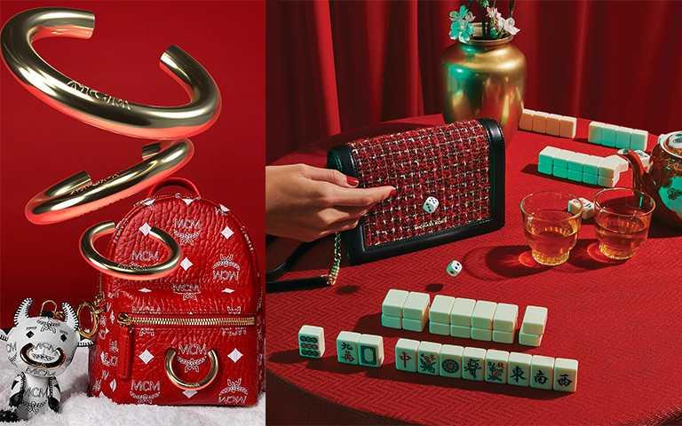 Q版大眼牛大學T、時髦金屬紅包款 精選時尚品牌推出的超生火「牛年限量品」