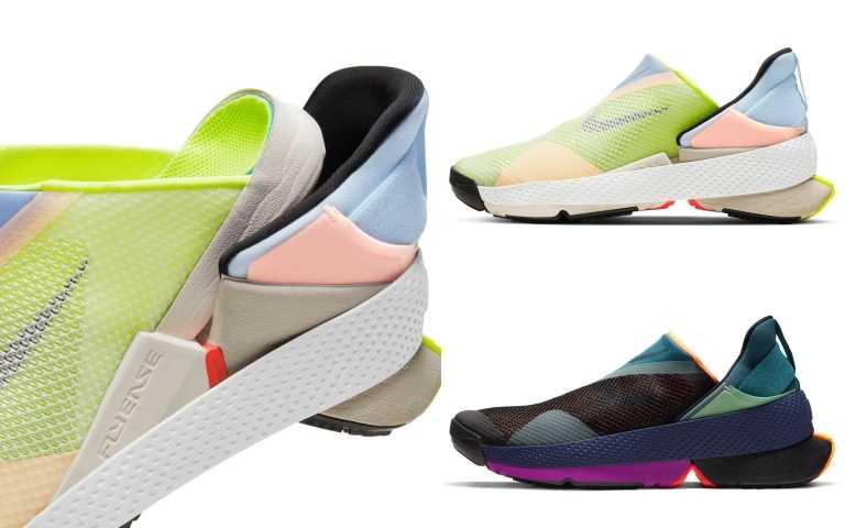 解放雙手的新選擇:NIKE推出全新GO FLYEASE鞋款,顛覆你對「懶人鞋」的想像