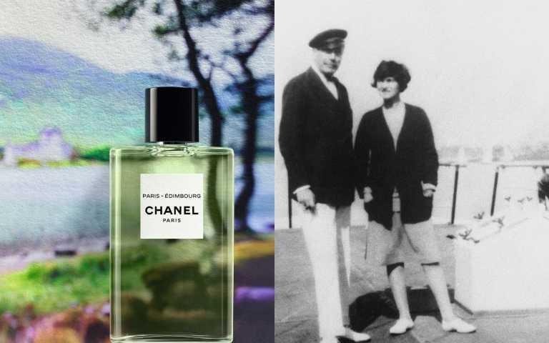 「香奈兒之水系列」再推出新作!這次是中性木質調淡香水!抹了它很像穿上另一半的男裝斜紋軟呢外套,性感又清新!