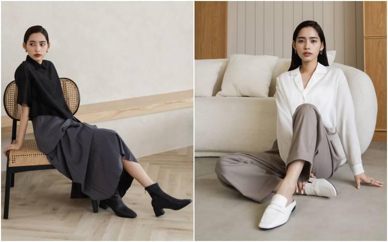 「小姐姐職場馭鞋術」!用D+AF X MEIER.Q 工作系列一周穿得時尚又不傷荷包!
