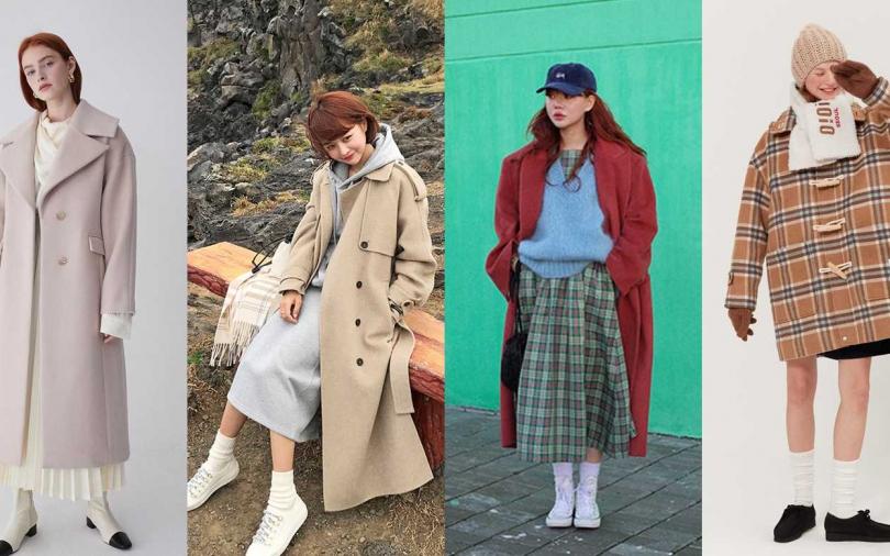韓國最新流行趨勢:「凍死也要穿大衣!」 只要能美美的多冷我都願意