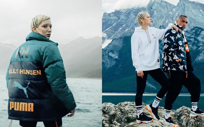 PUMA SELECT讓登山成為時尚運動!雙面印花羽絨、鋸齒大底潮鞋擺脫土味打造時髦山系時尚