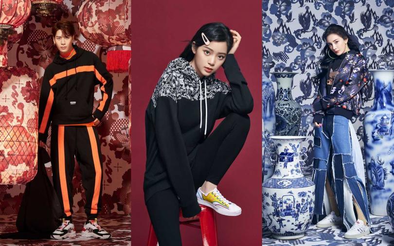 休閒運動品牌共推農曆新年限定系列 中式古典大玩創意穿出新潮味!