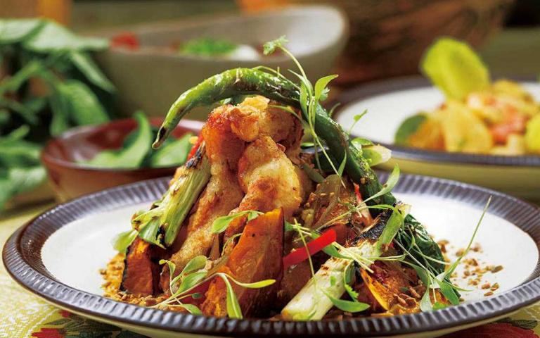 泰美味1/烤寨泰式餐酒館 自製醬料走新派