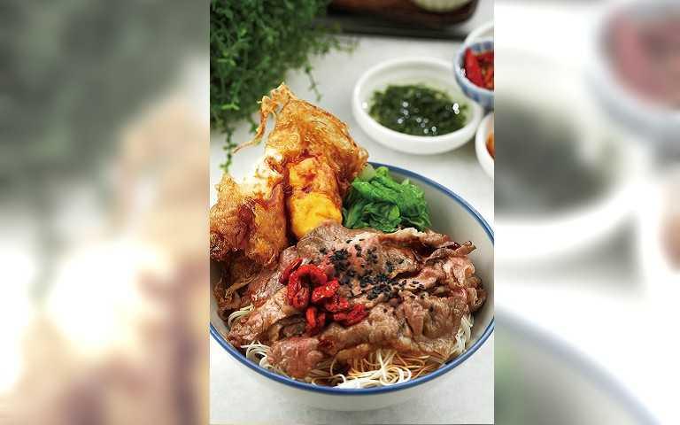 新食感台菜4/丰盛町 辦桌菜變身時尚輕食