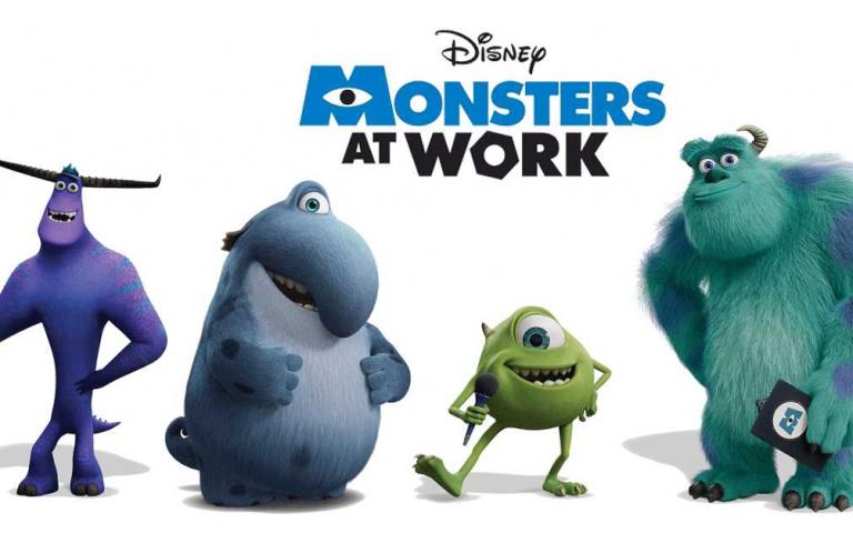 蛤~竟然沒有「阿布」了!《怪獸電力公司》續集《怪獸上班囉》7月2日已上映啦!