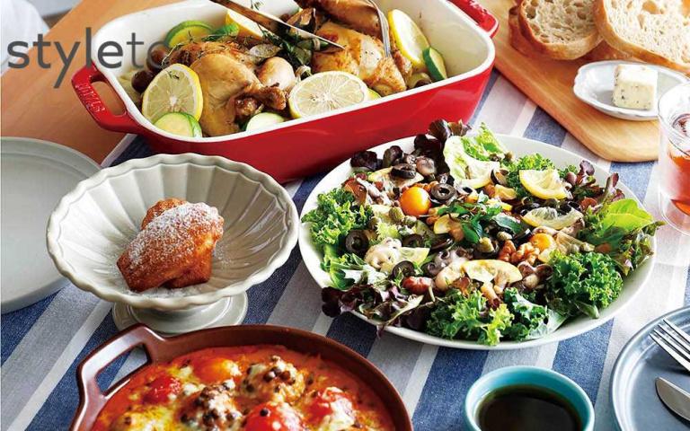 全民大廚時代:「法緹Ephernité」主廚新品牌「Club Voilà」,居家料理箱超好上手!