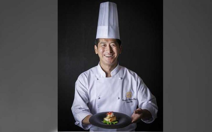 香港米其林三星餐廳主廚轉戰台灣 融合各地風味端出新食感粵式料理