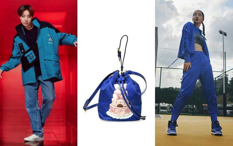 秋冬服飾跟上「海軍藍」、「太平洋藍」熱潮!從球鞋到時尚小包都是藍!