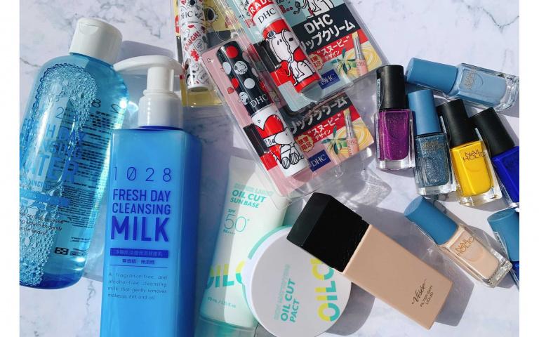 2021開架美妝新品選~史努比護唇膏、濾鏡級粉底液、高保濕卸妝乳,最便宜的只要119元就能無痛入手!