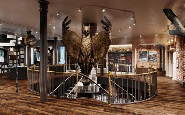 全球最大「哈利波特」旗艦店!6月紐約開幕