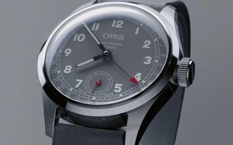 正向抗疫時間保衛戰!ORIS歡慶117歲生日禮 全球限量Hölstein 2021限定款腕錶手刀入荷