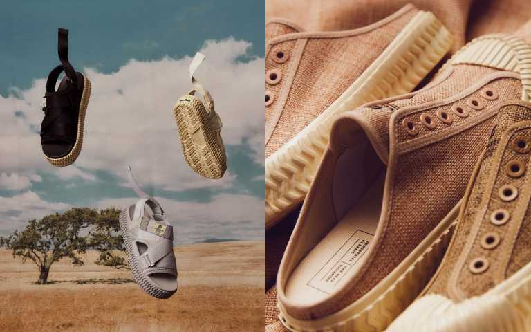 涼鞋、拉菲草、棉麻都出籠!EXCELSIOR餅乾鞋3款夏季必備推薦!