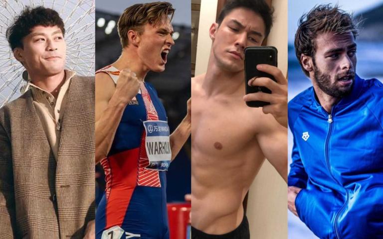 畫面太美我不敢看!「2020東奧」肌肉男神「你最尬意哪一個」,「巴西吳彥祖」笑起來「閃到眼瞎」!(下)