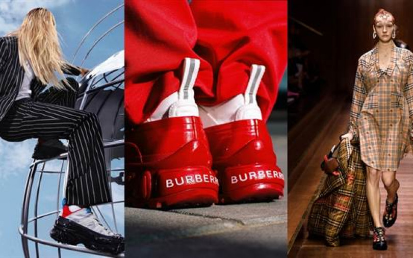 高級精品終於知道街頭球鞋的美好!下一個潮人必炫耀的時尚單品!