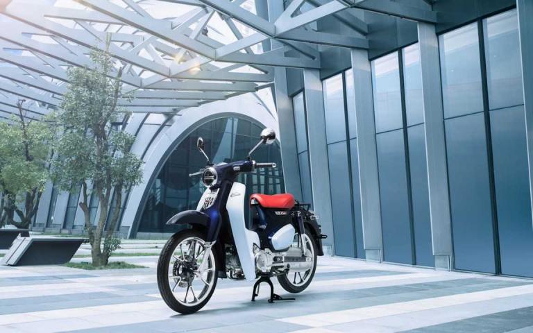 全球銷量破億神車 經典再現  Honda Super Cub C125!