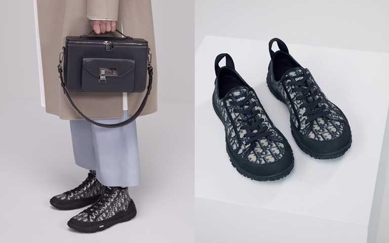 時尚型男們快為秋季作準備 這雙DIOR全新B28休閒鞋必須囤起來