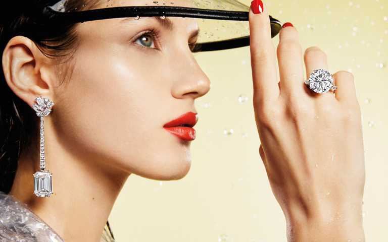 譜寫浪漫夏日讚歌!GRAFF格拉夫頂級美鑽璀璨登台 見證珠寶藝術嶄新篇章