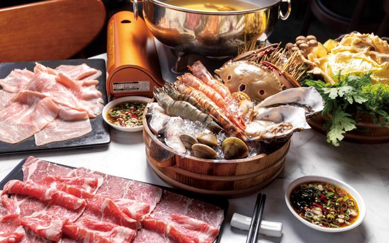 強身料理5/荷朗精鑽鍋 巴西蘑菇增免疫