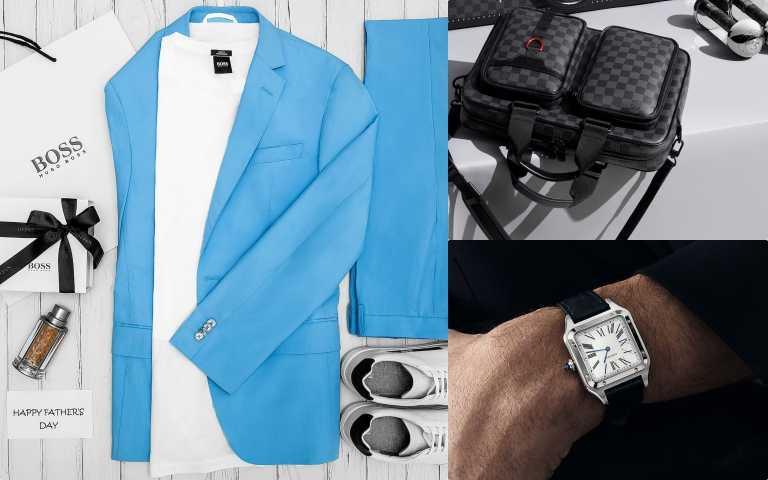 最齊全的父親節禮物來了!運動型、時髦風、奢華款總整理,送岳父或爸爸,保證+100分!
