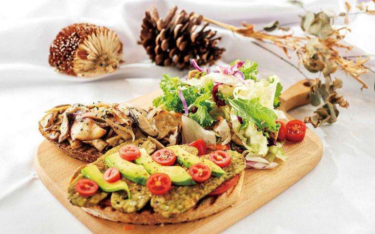 健康潮食1/Oma's Deli Deli 低醣飲食德式風味