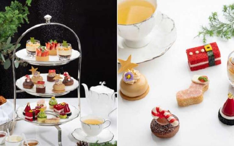 【2020耶誕推薦—甜點篇】下午茶、聖誕點心杯 童趣好療癒