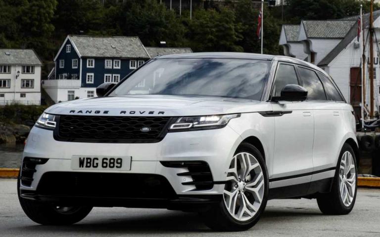 英式野蠻與高貴血統的總和!Range Rover Velar上的了高牆也出的了廳堂!