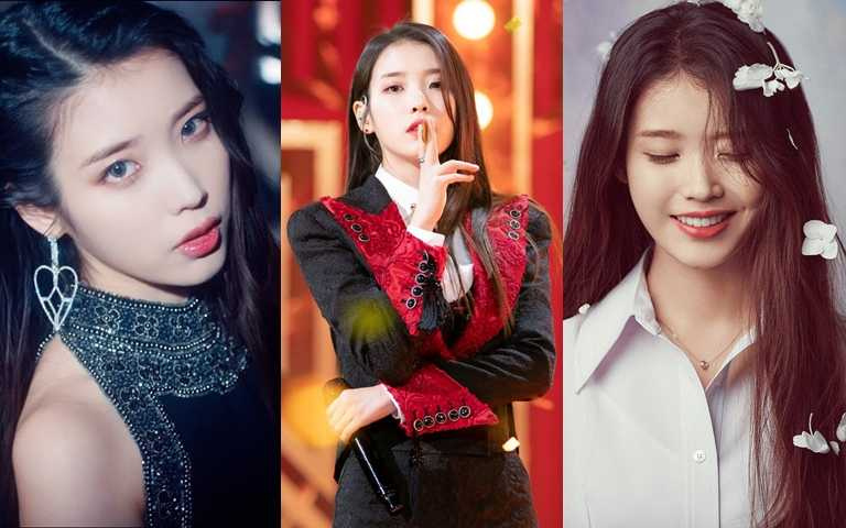 IU全新專輯《LILAC》回歸舞台大玩變裝秀~可愛、華麗、帥氣全都難不了她!果然是最強國民天后!