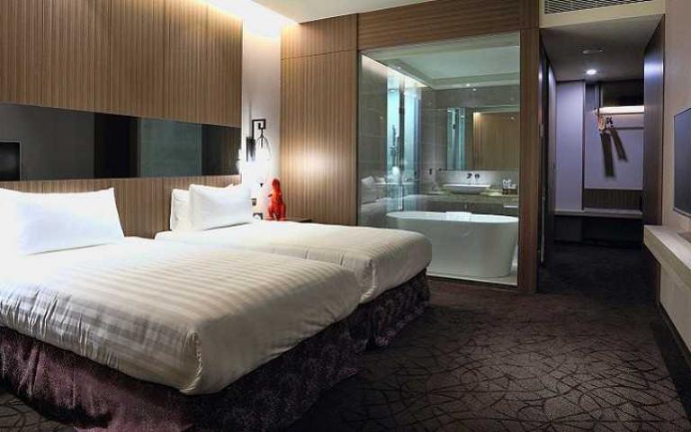 返國人潮暴增 為新北聯手旅館公會 推家屬住宿安心價