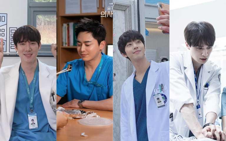 我看的是心病!韓劇男神醫生妳PICK哪一個?