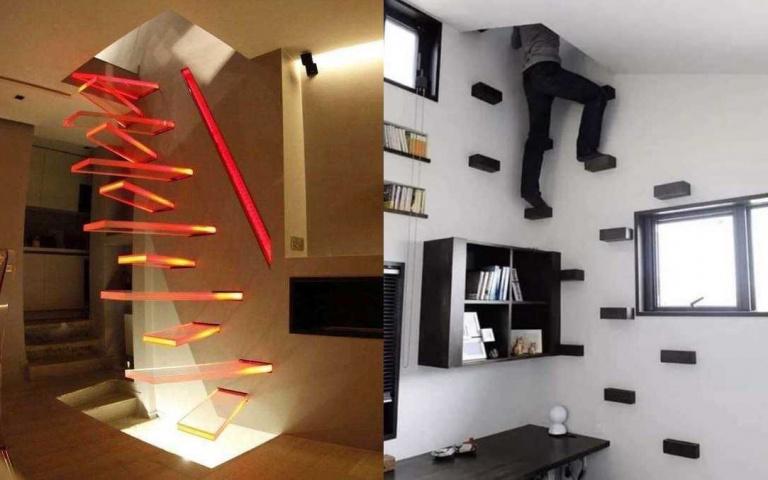 原來這就是「通往天國的階梯」!7款「殺人樓梯」就是要讓你摔個狗吃屎