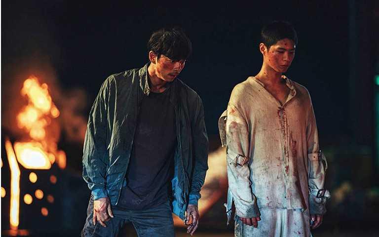 孔劉《永生戰》爆粗口 與朴寶劍在片場聊這些