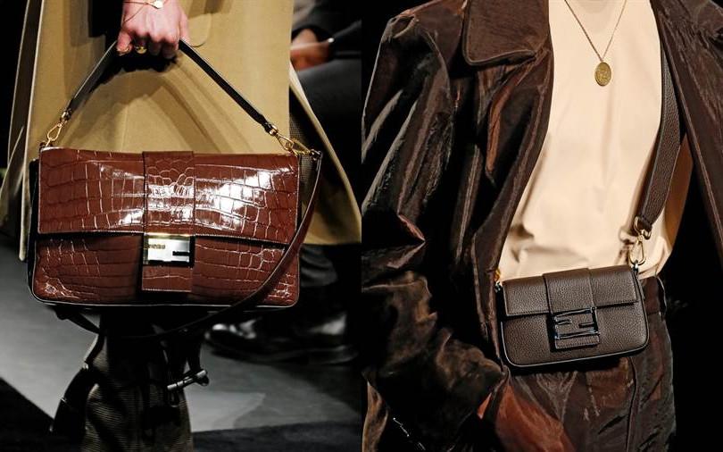 當經典跨越性別,FENDI為傳奇包款Baguette推出男用款式
