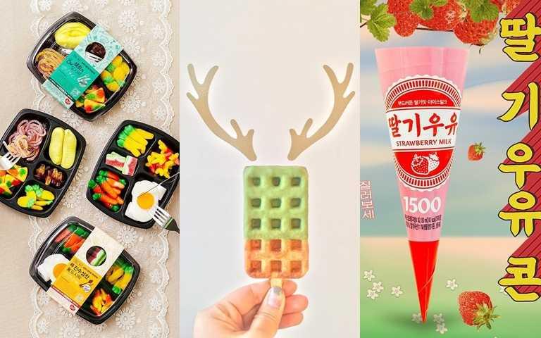 韓國網友都在討論的人氣零食是五花肉軟糖?韓國近期話題甜點原來是這些
