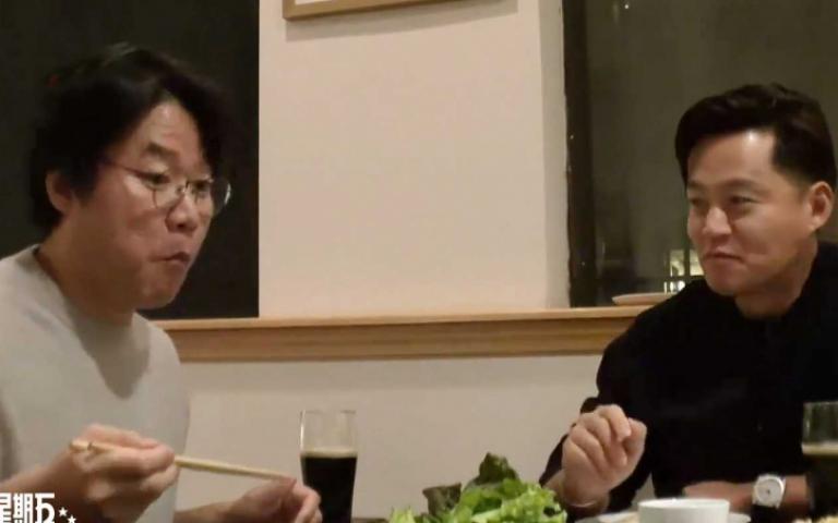 傲嬌李瑞鎮還是來了 羅PD不顧《一日三餐》節目精神點單要牛排