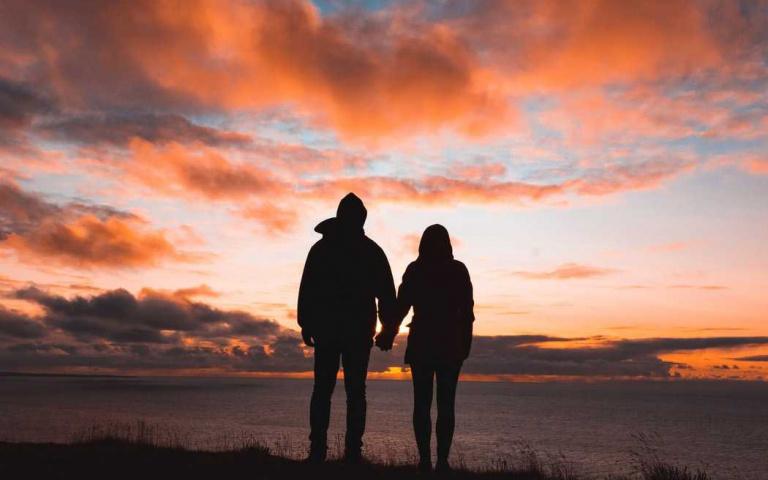 有種戀愛是:即使不結婚,也會一起度過餘生