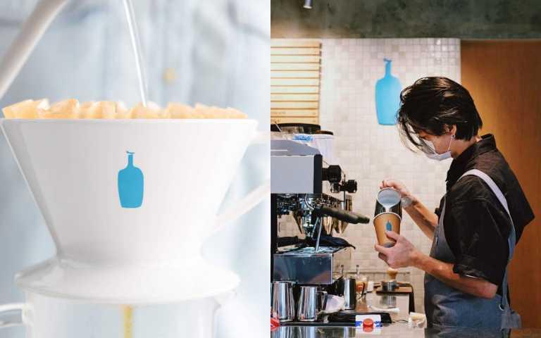 香港藍瓶咖啡Blue Bottle疫情期間逆勢開幕,人氣依舊爆棚!