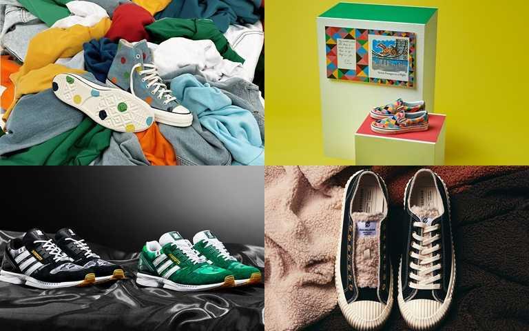 冬日球鞋季!泰迪熊毛餅乾鞋、彩色波卡圓點帆布鞋、潮牌聯名鞋都是搶購亮點 一次幫大家整理好購物清單,請取用!