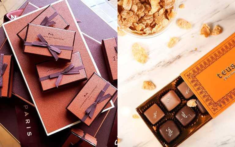 買不起愛馬仕,用吃的總可以了吧!6款頂級巧克力品牌,濃郁滑順口感超夢幻
