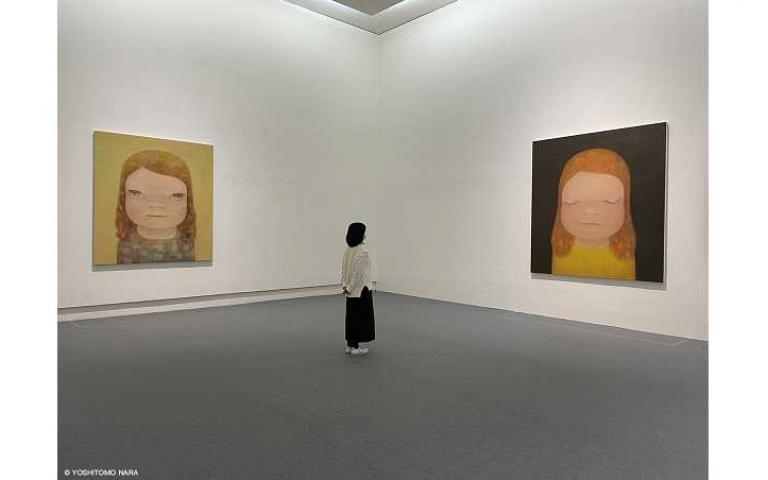 「奈良美智特展」明日開展 新作首次曝光 台灣限定周邊將開賣
