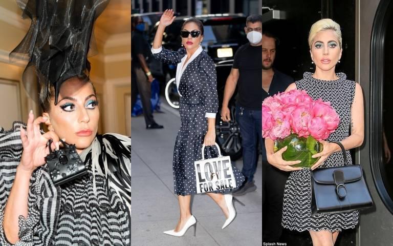 造型百變的Lady Gaga最愛就是它!比利時皇室御用品牌Delvaux為Gaga打造專屬包款