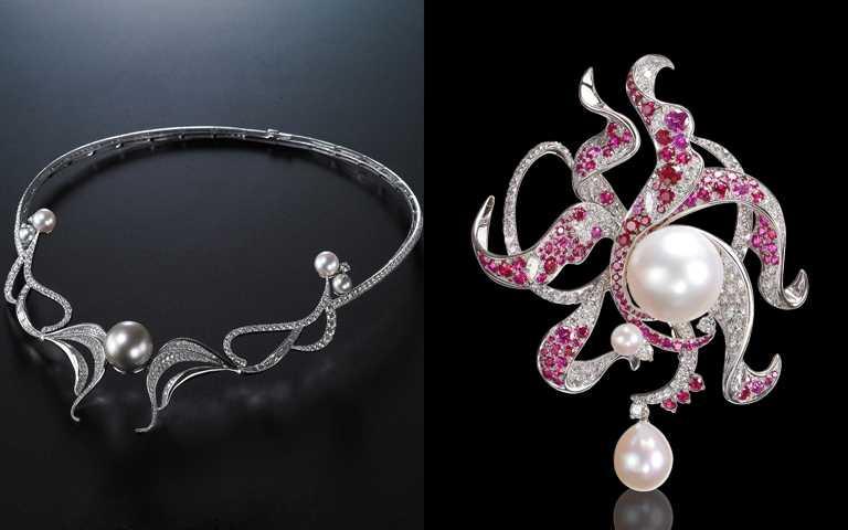 雙生共舞「幻響亞特蘭」圓舞曲!方國強高級訂製珠寶2020年度新作用珍珠譜寫深海浪漫傳奇