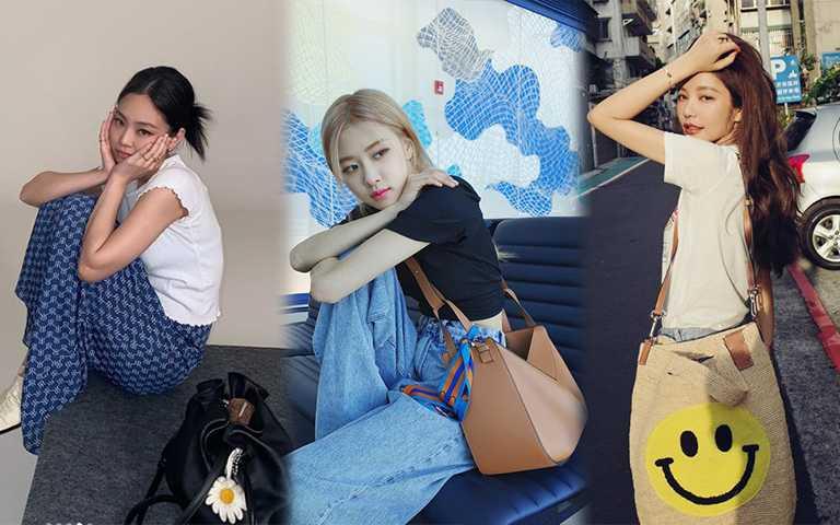 Jennie、Rose這季都揹「這款包」,投資對的包包提升時尚感!