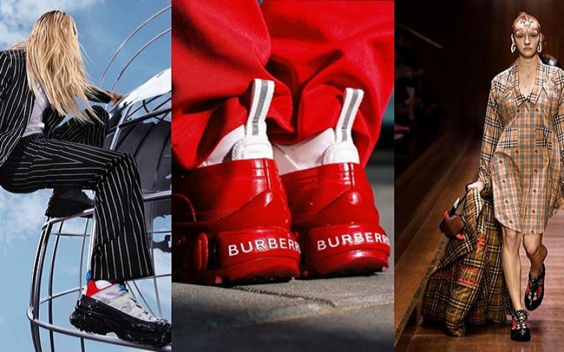 高級精品終於知道街頭球鞋的美好! 下一個潮人必炫耀的時尚單品
